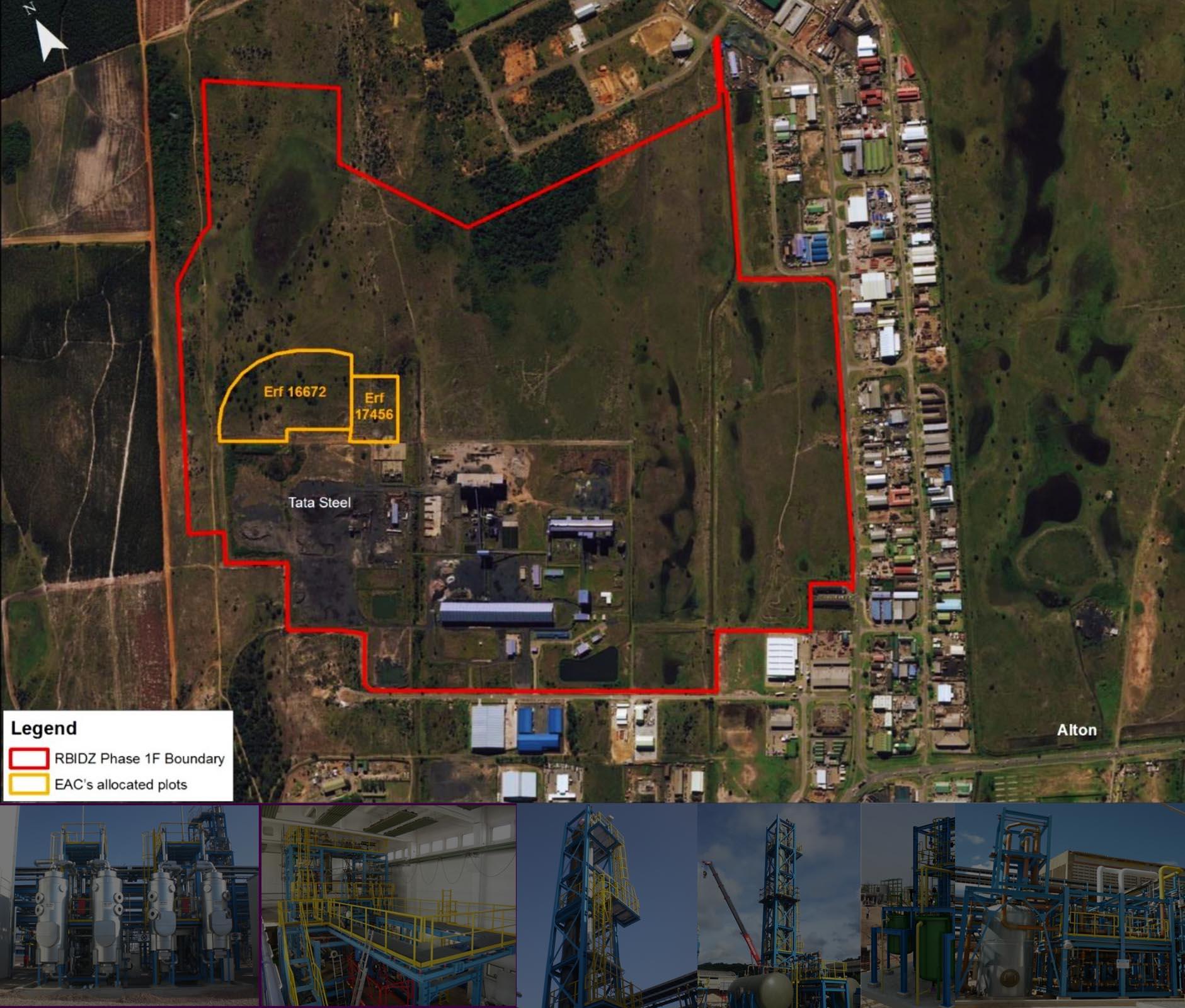 eac Richards Bay Chlor alkali plant2