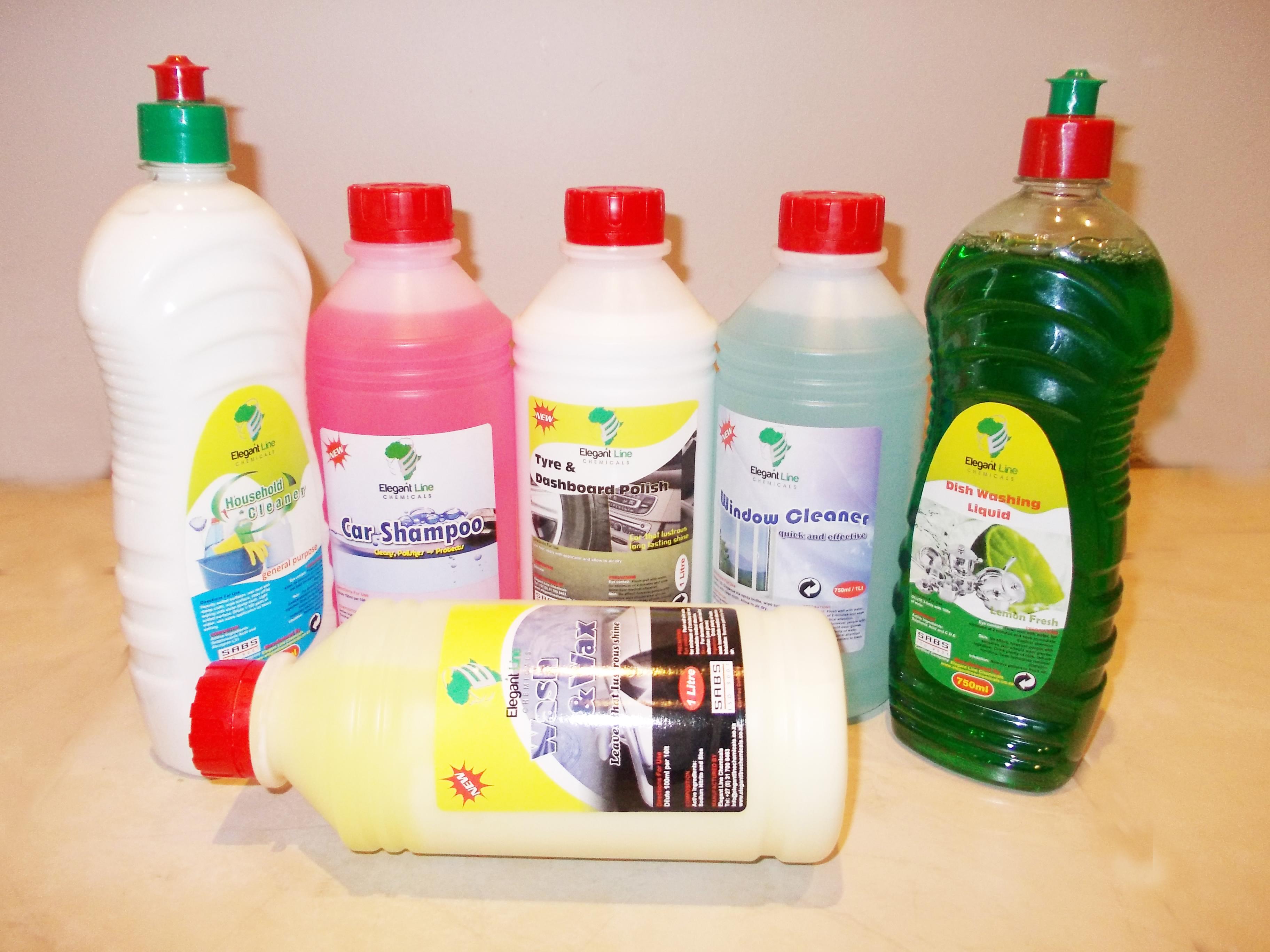 Detergants..